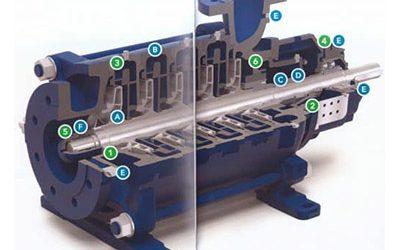 LOWARA пуска в производство нова серия многостъпални помпи е-МР